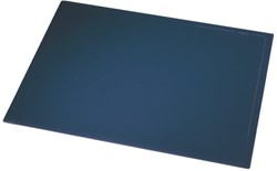 Bureau onderlegger Rillstab 52x65cm blauw.