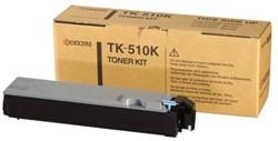 Toner Kyocera TK-510K zwart.