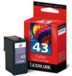 Inktcartridge Lexmark 43Xl 18Yx143E kleur HC.