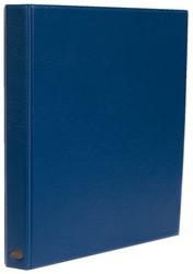 Ringband Multo Hannibal 23-rings A4-25mm blauw