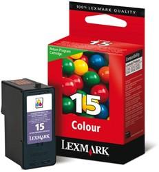 Inktcartridge Lexmark 18C2110E 15 kleur.