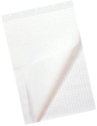 Flipoverpapier Quantore 65x100cm 50 vel opgerold in koker.