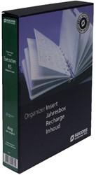 Agenda-inhoud 2019 Succes A5 14,8x21cm 1 dag per pagina IEQ1.19NL (900083).