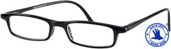 Leesbril I Need You model Adam kleur zwart sterkte +2.50dpt.