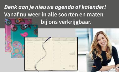 Agenda collectie 2019 op Dijkgraaf.nl!