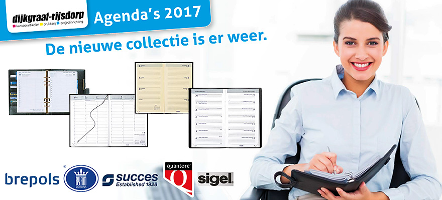 Agenda Collectie 2017