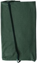 Rekbare boekenkaft Dresz A4 solid colours Dark Green.