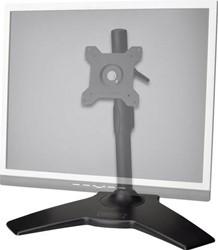 Monitor arm Digitus voor 1 LCD scherm maximaal 24 inch kleur zwart.