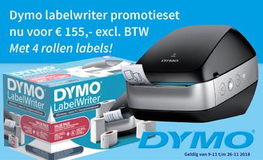 Dymo promotieset LabelWriter Wifi en labels!
