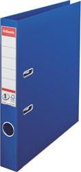 Ordner Esselte A4 smalle rug 50mm blauw.