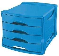 Ladenbox Europost blauw.