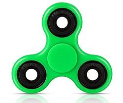 Fidget Spinner groen.
