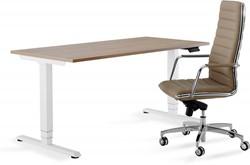 Elektrisch zit-sta bureau Flex 3.