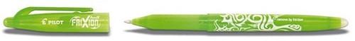Rollerpen Pilot FriXion BL-FR7 licht groen 0.4mm.