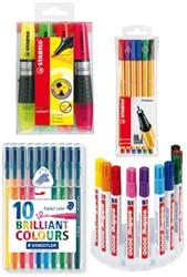 Stiften en markers