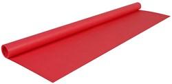 Kaftpapier 70 grams 3 meter x 70 cm in de kleur rood.