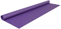Kaftpapier 70 grams 3 meter x 70 cm in de kleur paars.