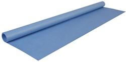 Kaftpapier 70 grams 3 meter x 70 cm in de kleur middenblauw.