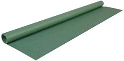 Kaftpapier 70 grams 3 meter x 70 cm in de kleur mosgroen.