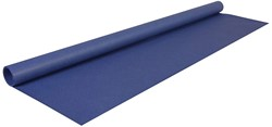 Kaftpapier 70 grams 3 meter x 70 cm in de kleur donkerblauw.