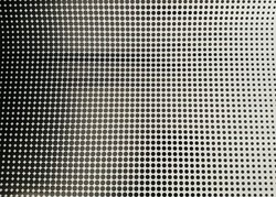 Kaftpapier Ancor B'Log Dots 70x100 rol 2 vel 1 motief.