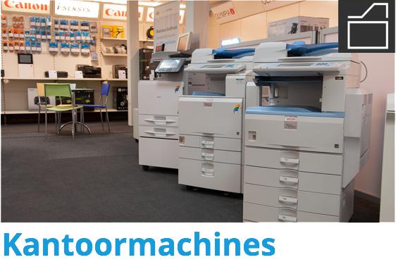Printers, kantoormachines en multifunctionele apparaten