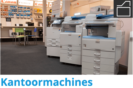 Printers, kantoormachines en multifunctionele apparaten