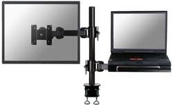 """Laptoparm Newstar D960 10-27"""" met klem zwart."""