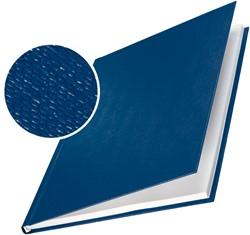 Harde inbindomslag Leitz ImpressBIND A4 blauw rug 3.5mm 10-35 vel 10 stuks.