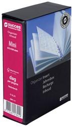 Agenda-inhoud 2019 Succes Mini 6,7x10,4cm 1 dag per pagina IMN1-19 (900084).