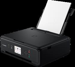 All-in-one inkjet printer Canon PIXMA TS5050 A4 wifi zwart.