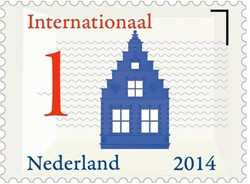 Postzegel Internationaal Nederlandse Iconen 50 stuks.
