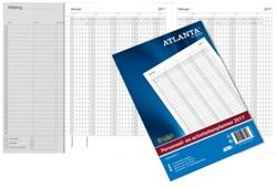 Personeelsplanner 2019 Atlanta A4 25492492019.