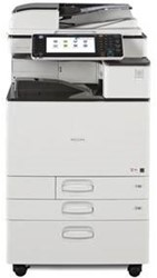 All-in-one kleurencopier Ricoh MP C3003.