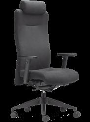 Bureaustoel Rovo 4030 zwart.