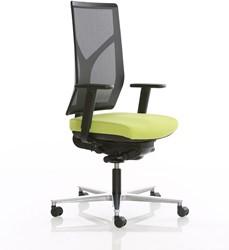 Bureaustoel Rovo R16 - 3030 - Ergo balance grijs.