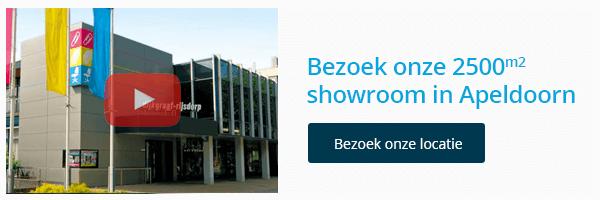 Bezoek onze showroom in Apeldoorn