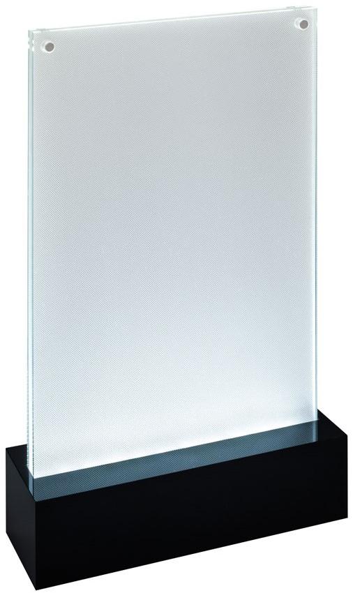 Folderstandaard Sigel TA422 A5 staand recht model met LED ...