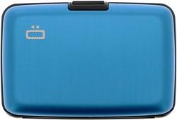 Pasjeshouder Ogon model Stockholm in de kleur Blue cap. 12 kaarten.