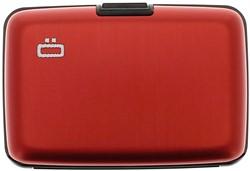 Pasjeshouder Ogon model Stockholm in de kleur Red cap. 12 kaarten.