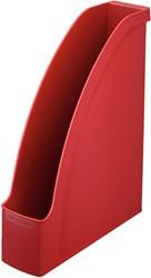Tijdschriftcassette Leitz 2476 Plus rood.