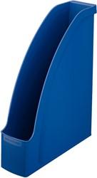 Tijdschriftcassette Leitz 2476 Plus A4 blauw.