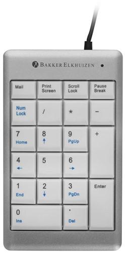 Nummeriek toetsenbord Bakker-Elkhuizen 955 ultraboard.