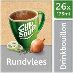 Unox Cup-a-Soup Drinkbouillon Sachets Rundvlees 26 x 175ml.