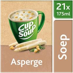 Unox Cup-a-Soup Sachets Asperge 21  x 175 ml.