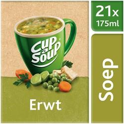 Unox Cup-a-Soup Sachets Erwt 21  x 175 ml.