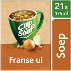 Unox Cup-a-Soup Sachets Franse ui 21  x 175 ml.