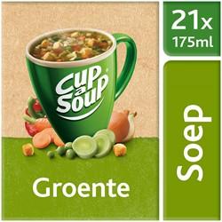 Unox Cup-a-Soup Sachets Groente 21  x 175 ml.
