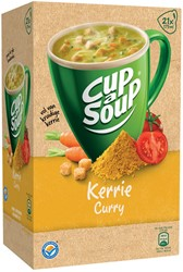 Unox Cup-a-Soup Sachets Kerrie 21  x 175 ml.