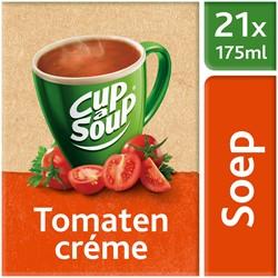 Unox Cup-a-Soup Sachets Tomaten crème  21  x 175 ml.